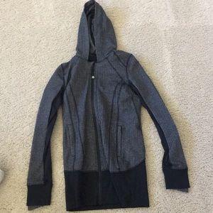 Lululemon Jacket w/ Hood
